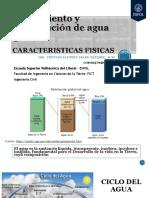 1.1 CARACTERISTICAS FISICAS