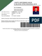 Kartu Informasi Akun SSCN 2019.pdf