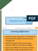 Chap 16 - Managing HR Globally