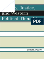 SHARON K. Vaughan_Poverty Justice and Western Political Thought. Lexington Books. 2007 (comentários)