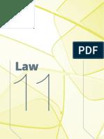 laws 11 - 17
