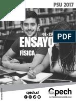 Cpech Ensayo CB-224