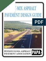 Design Guide - Asphalt Pavements