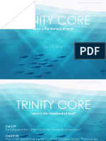 Trinity Core - Jesus is the Nucleus of God - January 2020_Upload Version