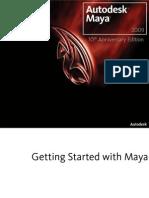 Gettingstarted Maya 2009