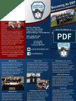 ambulance brochure