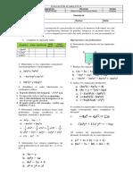 Bimestral IIIPA2019 Matemáticas 8