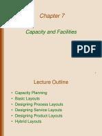 chapter 7_ capacity facility