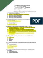 1 Cuestionario BIOENERGETICA, OXIDACIONES BIOLOGICAS, FOSFORILACION OXIDATIVA, METABOLISMO, CICLO DE KREBS (1) (1) (1) (1)