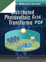 Hemchandra Madhusudan Shertukde - Distributed Photovoltaic Grid Transformers-CRC Press (2014).pdf