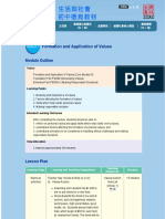 Formation and Application of Values