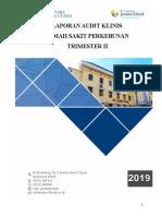 Audit Klinis RSP 1