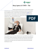 What is Obstructive sleep apnea & COPD?