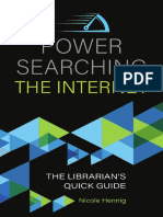 Nicole Hennig - Power Searching The Internet_ The Librarian's Quick Guide-Libraries Unlimited_ABC-CLIO (2019).pdf