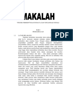 makalah proses pembentukan budaya dan organisasi sosial (1)