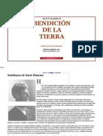 Bendicion Tierra Knut