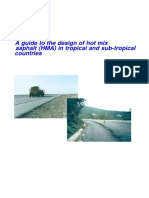 HMA Road Design Notes