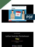 TIU - Numerik - Deret - Eps1