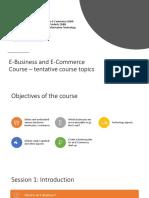 EBEC-CourseTopics