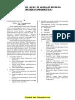 Soal UKK Bahasa Indonesia Kelas 7 SMP.pdf