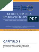 M. DE LA INVESTIGACION