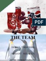 Coke vs Pepsi....Ppt