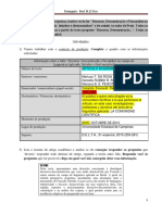 TAREA DE PORTUGUES