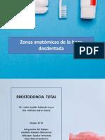 ANATOMIA EDENTULO