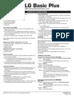 Basic-Plus-3803-Swing-Deadbolt-Operating-Instructions