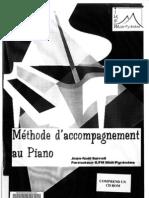 Accompagnement Au Piano - Jean Noel Sarail