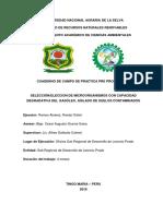 CARATULA DE CUADERNO DE CAMPO DE PPP - RANDY