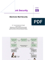09 Electronic Mail Security Part 1