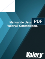 Manual Usuario de Valery® Contabilidad