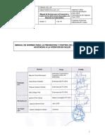 GCL 28 MANUAL DE NORMAS PARA LA PREVENCION Y CONTROL DE LAS IAAS V3_