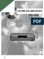 DVD-A500