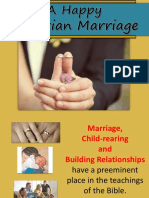 2014 - Christian Marriage.ppsx