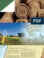 Australian Wine Index