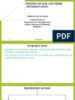 Determination of Index Properties