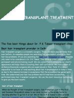 Hair Transplant Surgery in Delhi.