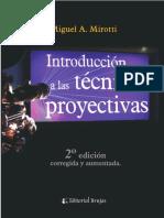 Introducción a las técnicas proyectivas_Miguel Ángel Mirotti (2ª Ed.).pdf