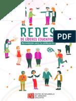 REDES DE LIDERES EDUCATIVOS
