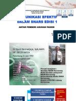 IKPRS - PERSI MODUL 06 Komunikasi Efektif Antar Pemberi Asuhan