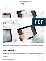 IMT Innovation Digital Health Incubator eHealth.pdf