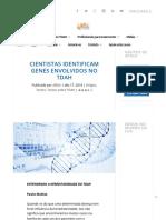 Cientistas identificam genes envolvidos no TDAH _ Associação Brasileira do Déficit de Atenção