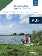 Nordfriesland Urlaubsmagazin 2020
