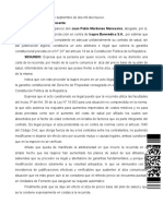 SENTENCIA RECURSO DE PROTECCIÓN ALZA DE ISAPRE