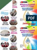 LIBRETA INICIAL-PRIMARIA 2019