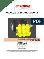 manual+de+instrucciones+ Bomba de presion