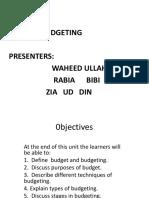 zia budgeting.pptx