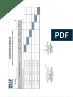 CRONOGRAMA DE ALCANTARILLAS DEL 13 AL 18 DE ENERO R-15